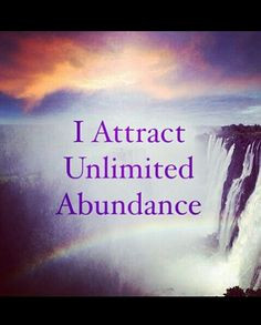 Unlimited Abundance Program I Attract Abundance
